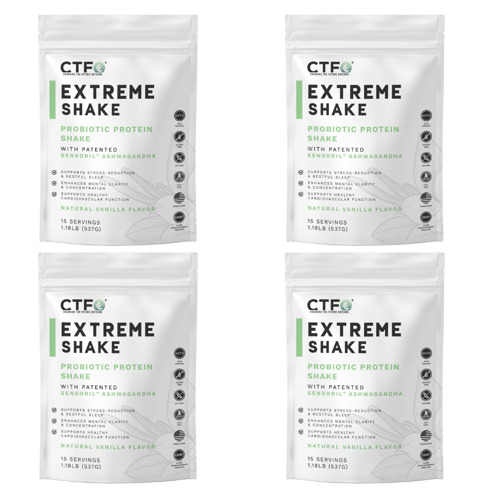 CBD shake and meal replacement shakes